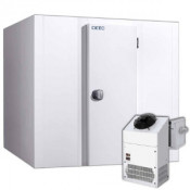 Tiefkühlzellen mit Tiefkühlaggregat