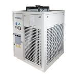 Kaltwassersatz Chiller 10,77 kW mit Tank und Pumpe PT1000