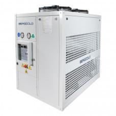 Kaltwassersatz Chiller 16,56 kW mit Tank und Pumpe PT1500