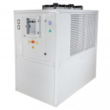 Kaltwassersatz Chiller 22,86 kW mit Tank und Pumpe PT2000