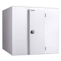 Kühlzelle 100 mm Wandstärke, 144x204x215 cm