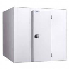 Kühlzelle 80 mm Wandstärke, 120x120x201 cm