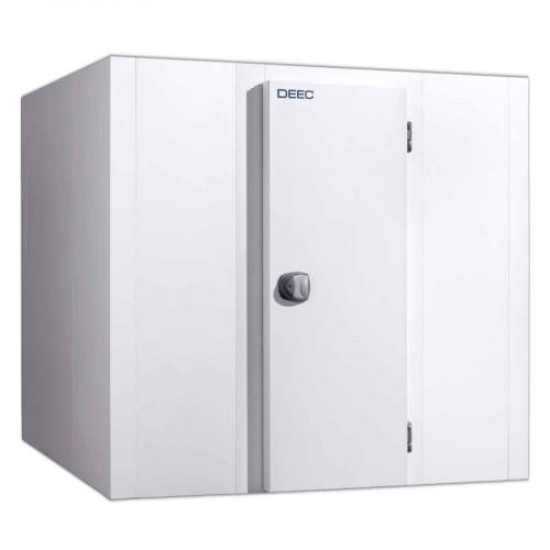 Kühlzelle 80 mm Wandstärke, 210x210x201 cm